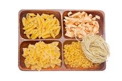 Pasta and spaghetti Royalty Free Stock Image