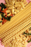 Pasta, spaghetti Royalty Free Stock Photos
