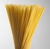 Pasta spaghetti. On white background Stock Image