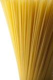 Pasta spaghetti. With white background Stock Photo