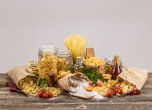 Pasta Royalty Free Stock Images