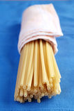 Pasta on the table Royalty Free Stock Photography