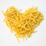 Pasta tagliatelle royalty free stock photos