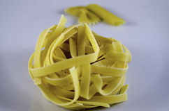 Pasta tangelini Royalty Free Stock Photography