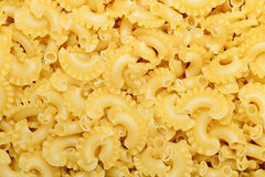 Pasta texture background Royalty Free Stock Image
