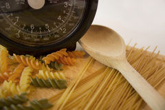 Pasta Time Royalty Free Stock Photo