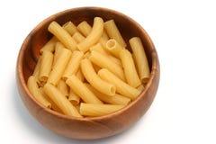 Pasta tubes 01 Royalty Free Stock Photos