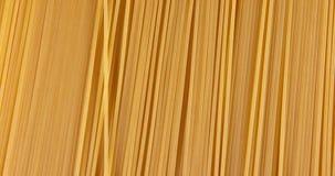 Pasta turning,. Slow Motion 4K stock video footage