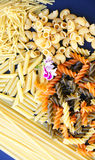 Pasta varied Royalty Free Stock Photography