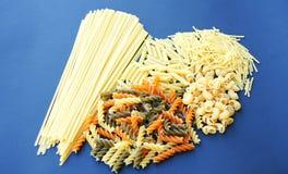 Pasta varied Stock Image
