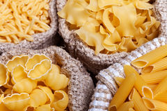 Pasta variety Stock Images