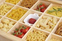 Pasta Royalty Free Stock Photos