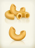 Pasta vector icons Stock Image
