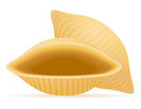 Pasta vector illustration Royalty Free Stock Photo