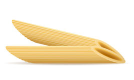 Pasta vector illustration Royalty Free Stock Photography
