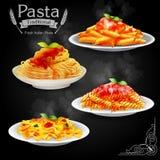 Pasta Vintage Stock Photography