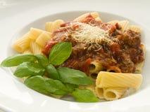 Free Pasta With Sauce Stock Photo - 6445580