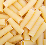 Pasta on the wooden background Royalty Free Stock Photos