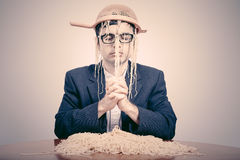 Pastafarianism Stock Image
