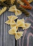 Pastas foto de archivo libre de regalías