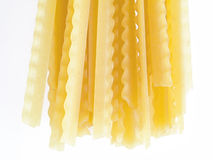 Pastas. Alimento italiano. imagen de archivo