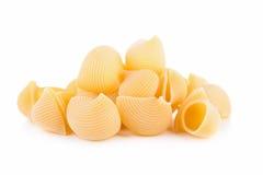 Pastas de Conchiglie Imagen de archivo libre de regalías