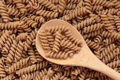 Pastas de Fusilli Imagen de archivo