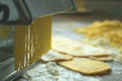 Pastas de los fideos imagen de archivo libre de regalías