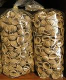 Pastas de Orecchiette Imagen de archivo libre de regalías