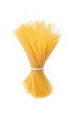 Pastas del espagueti Foto de archivo libre de regalías
