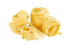 Pastas del Linguine Foto de archivo