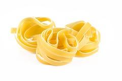 Pastas del Linguine Fotografía de archivo libre de regalías