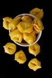 Pastas del Tortellini Imagen de archivo