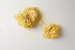 Pastas frescas italianas Imagen de archivo libre de regalías