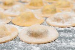 Pastas hechas a mano Imagenes de archivo