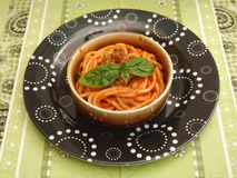 Pastas italianas Imagenes de archivo