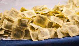 Pastas italianas típicas Fotos de archivo libres de regalías