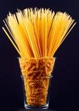 pastaspagettivase Royaltyfria Foton