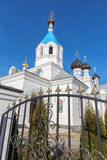 Pastavy Saint Nicholas church. Royalty Free Stock Images