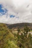 Pastaza River Basin, Aerial View Royalty Free Stock Photos