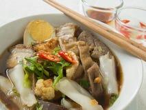 Paste of rice flour Stock Photo