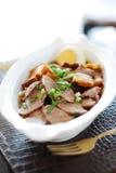 Thai Food, Paste of rice flour Stock Images