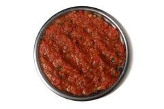 Paste tomatoes Royalty Free Stock Photos
