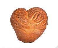 Pastei in de vorm van hart Royalty-vrije Stock Afbeelding