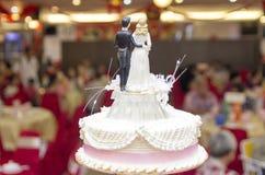 Pastei 8 van het huwelijk Stock Foto