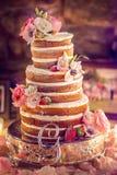 Pastei 8 van het huwelijk Royalty-vrije Stock Foto