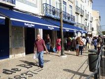 Pasteis De Belem Images stock