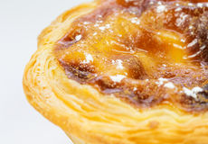 Pasteis de Belem, Nata, португалка испечет Стоковые Фото