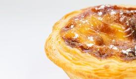 Pasteis De Belem, Nata, Portugais durcissent Image libre de droits
