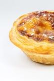 Pasteis de Belem, Nata, portugisisk kaka Arkivfoto